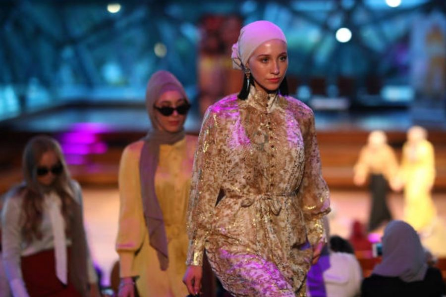 MODEST FASHION RUNWAYS AUSTRALIA
