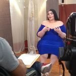 VENUS JENNIFER BARRETO-LEYVA PLUS SIZE MODEL DOCUMENTARY