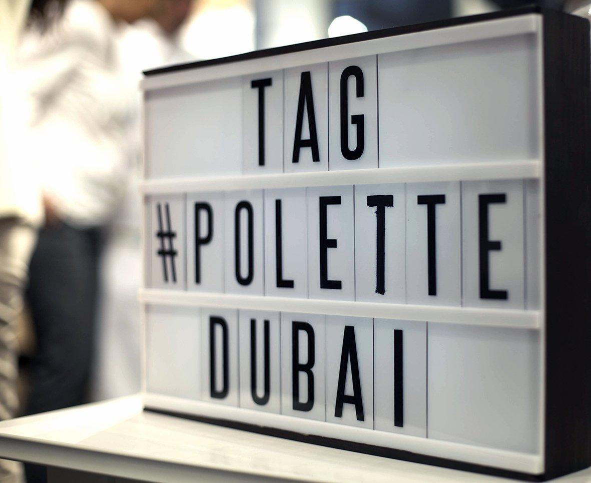 polette DUBAI FASHION NEWS