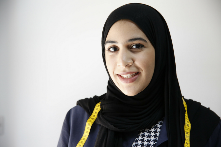 HESSA AL SHAWAB DUBAI FASHION NEWS ESMOD DUBAI GRADUATES 2017