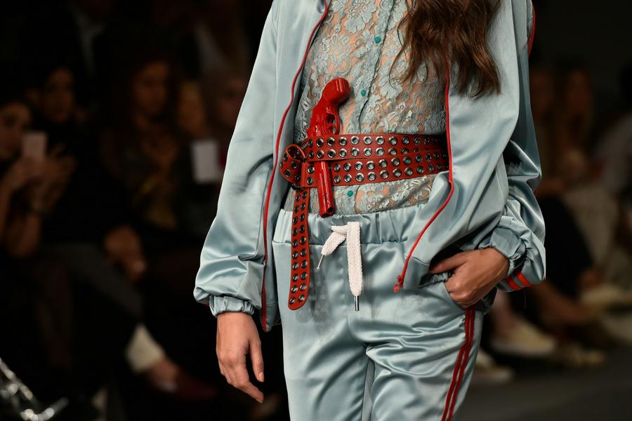 Kojak fashion designer