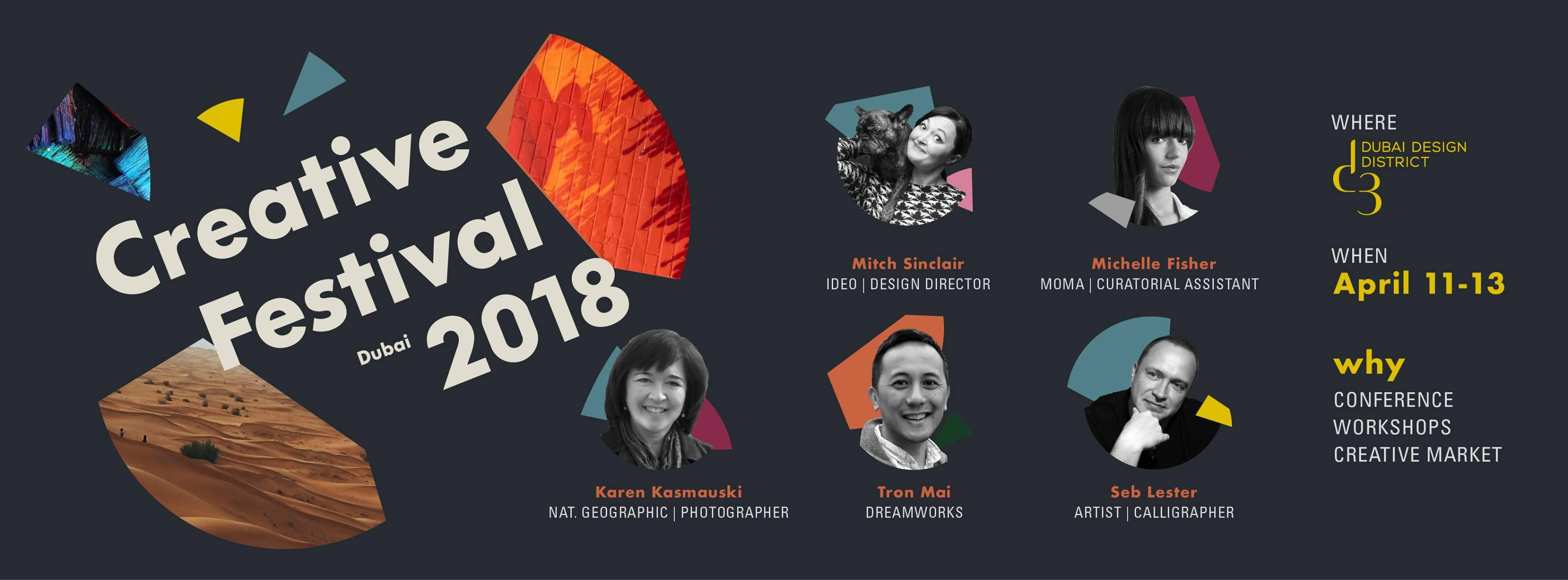 ING CREATIVE FESTIVAL 2018