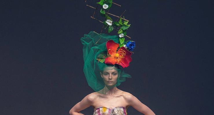 London Fashion Week Matty Bovan