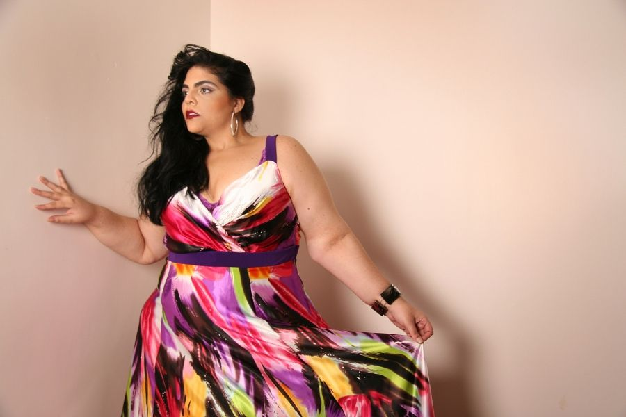 HOW TO BE A PLUS SIZE MODEL DUBAI FASHION NEWS
