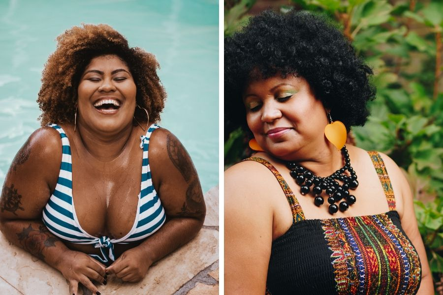 HOW TO BE A PLUS SIZE MODEL