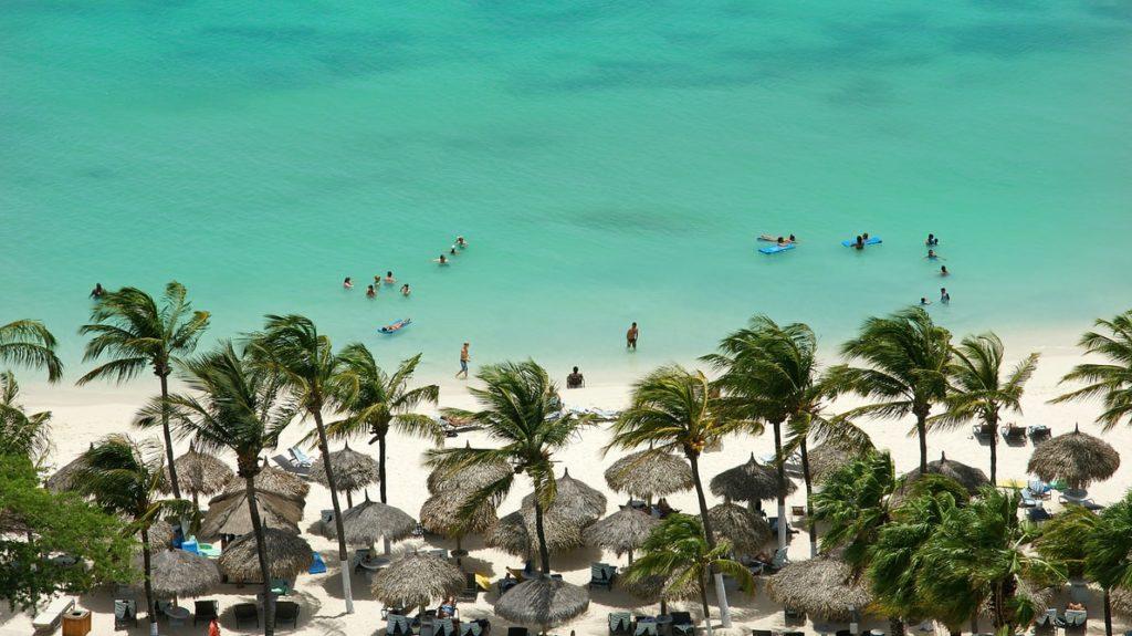 Aruba Top ten honeymoon destinations