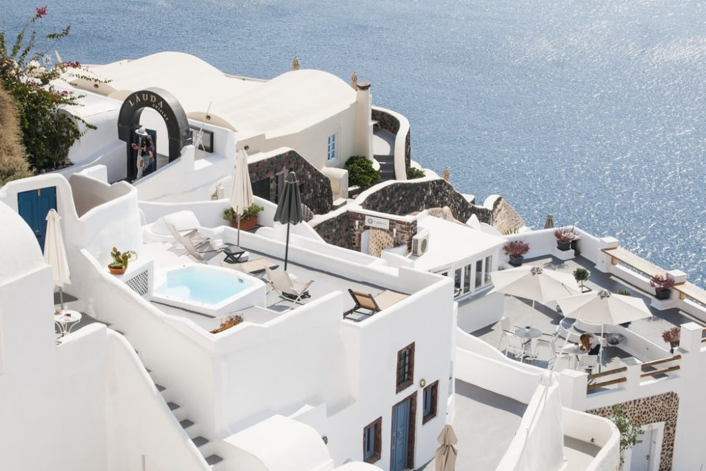 Greece honeymoon destinations