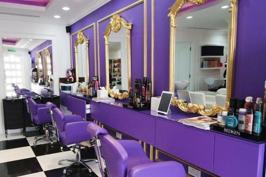 The Dollhouse Dubai salon