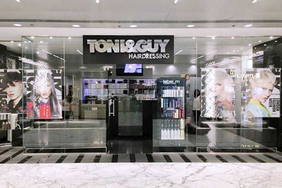 TONI&GUY hairdressing
