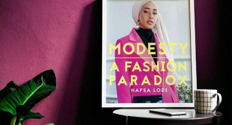hafsa lodi book modesty a fashion paradox