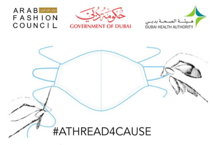 aThread4Cause -Arab Fashion Council
