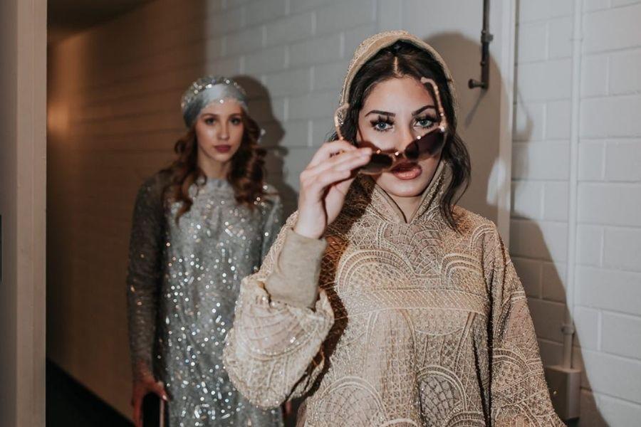 modest fashion runways