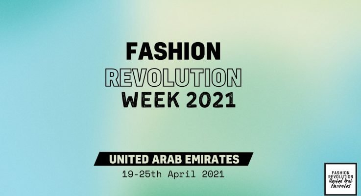 2021 Fashion Revolution Week is here!