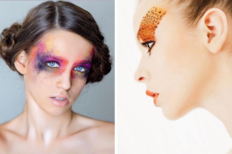 Valentina Kulyba makeup artist belarus
